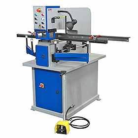 HYDRAULIC METAL PUNCHING PRESS